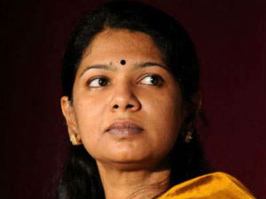 Kanimozhi Files Nomination For Rajya Sabha Polls