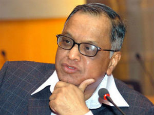 Rebuilding Infosys Will Take Atleast 3 Years Murthy