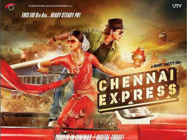 Chennai Express Trailer Crosses 2 M Mark You Tube