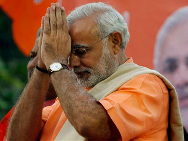 Modi Likely To Visit Ayodhya To Pray At Disputed Site