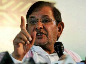 Will Consider Return To Nda If Advani Helms It Sharad