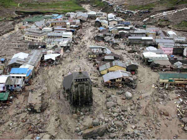Dead Heavy Rains Wreak Havoc Uttarakhand Himachal
