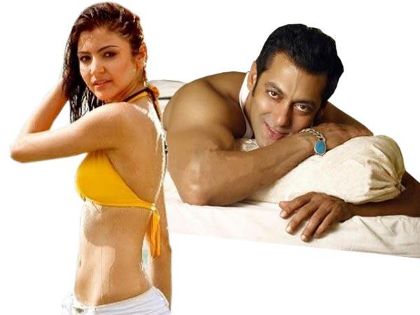 Anushka Sharma Do Romance With Salman Khan