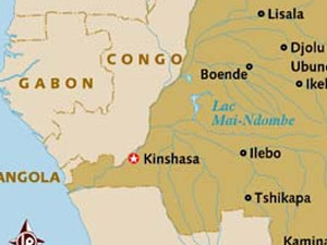 Indian Shopowners Congo Under Threat