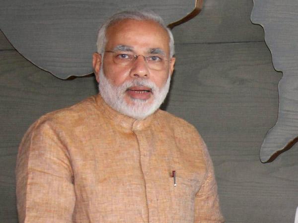 Narendra Modi Slams Manmohan On Food Security