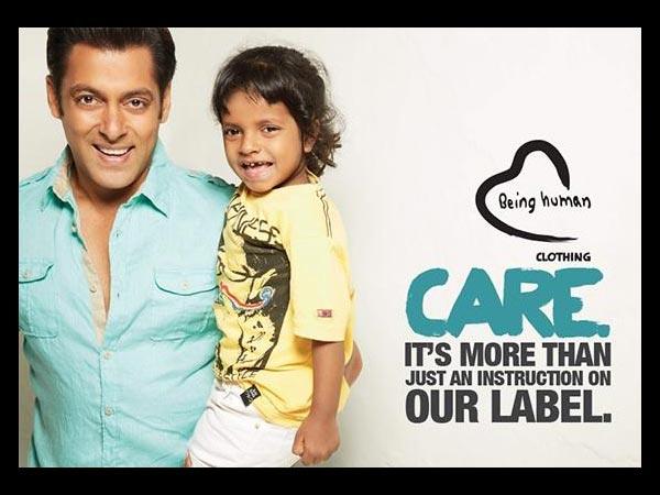 Pics Salman Khans Special Shoot With Children