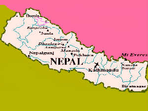 Killed Nepal Due Floods Landslides