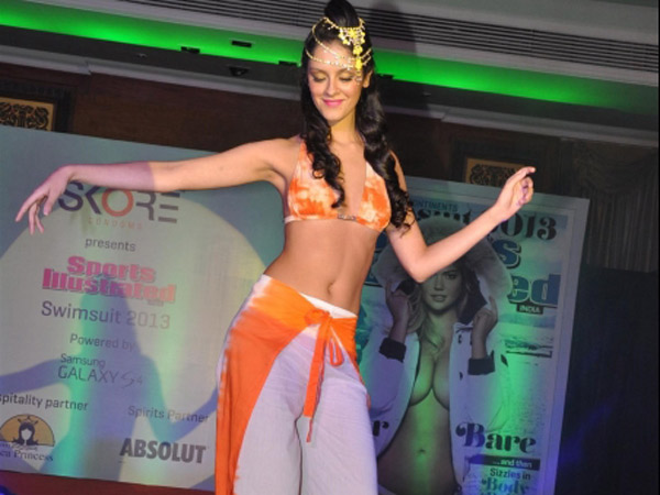 Sport Illustrated India Launched Swimsuit Issue