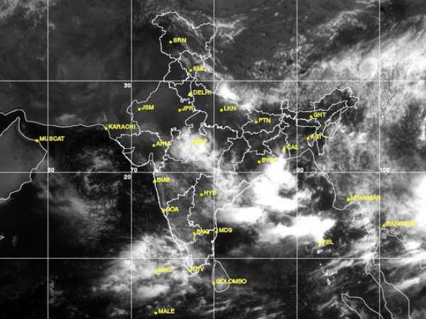 Heavy Rain Prediction Next Week In North Eastern States