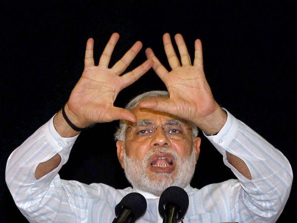 Dont Dare Show Me Fear Of Cbi Narendra Modi To Center