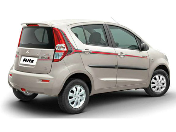 Maruti Ritz Buzz Limited Edition Launched