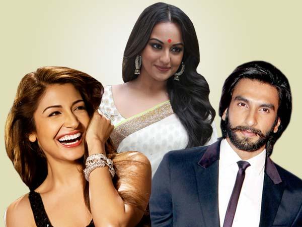 Sonakshi Sinha Is The Real Reason Ranveer Anushka Spilt