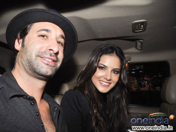 Sunny Leone To Share Screen Space With Husband Daniel
