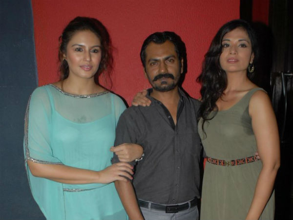Shorts Not Made Box Office Huma Qureshi
