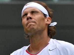 Shocking Wimbledon Exit Rafael Nadal
