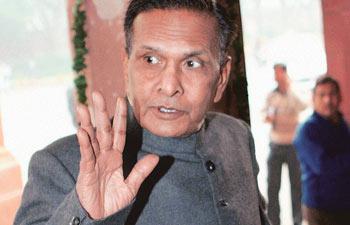 Beni Prasad Verma Steps Up Attack On Mulayam Singh
