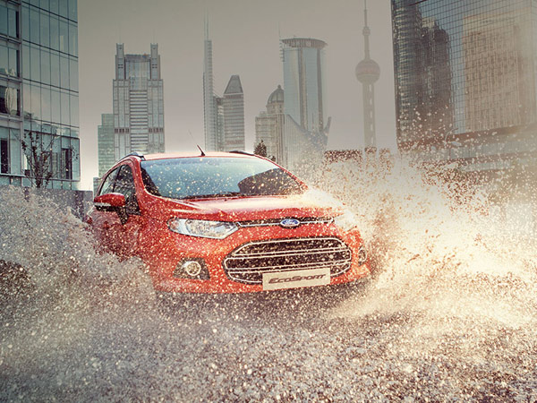 Ford Ecosport Launched At Starting Price Rs 5 59 Lakh