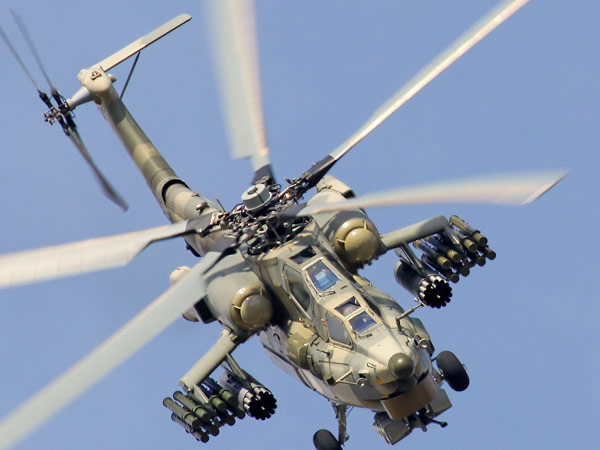 World S Best Attack Helicopters