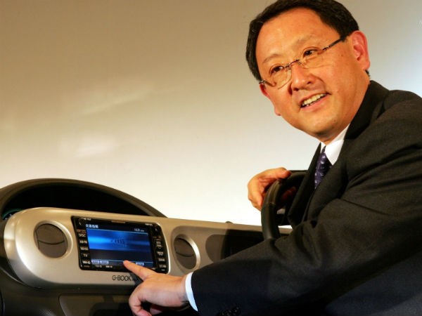 Best Paid Ceo From Automobile Indus