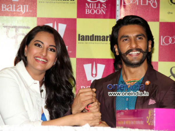 Ranveer Hopes Moustache Prove Lucky For Him Too