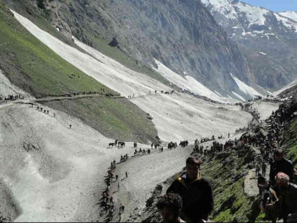Amarnath Yatra Begins Amid Tight Security