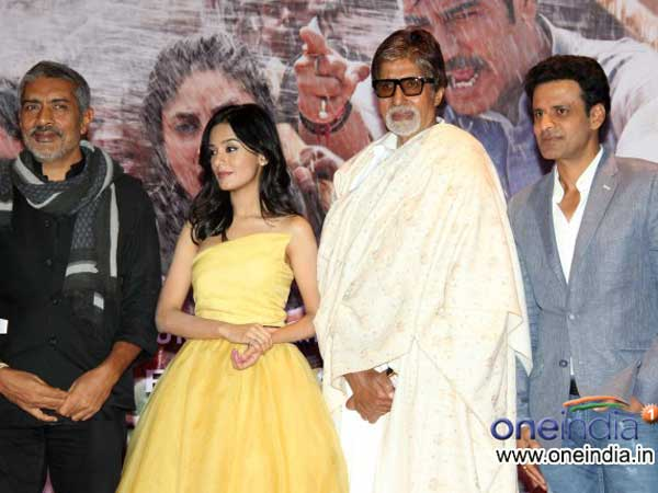 Satyagraha Not Related To Anna Hazare Says Prakash Jha