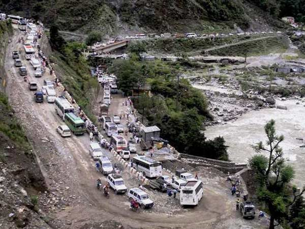 Earthquake Uttarakhand After The Flash Flood