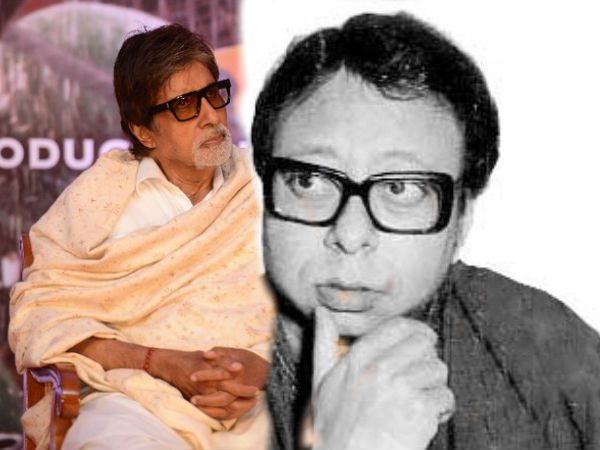 Pancham Da Felt Industry Had Discarded His Talent Big G