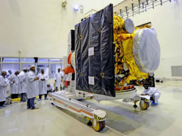 India Is Preparing To Launch Navigation Satellite