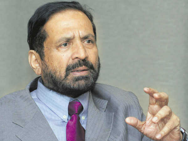 Suresh Kalmadi Loses Aaa Re Election