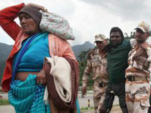 Uttarakhand Continue Try To Rescue 900 Stranded People