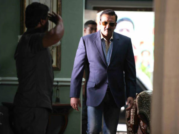 Sanjay Dutt Watch Policegiri Inmates At Yerawada Jail