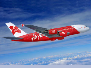 Air Asia Will Be Advent In India This Year