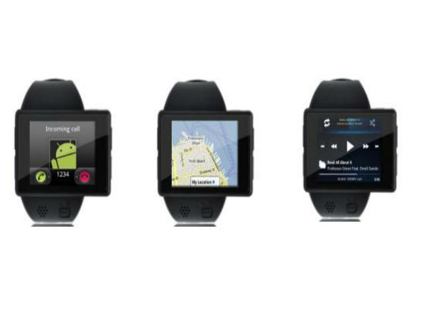 Indian Students Fully Featured Smart Watch Androidly