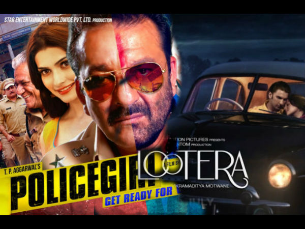 Policegiri Lootera On Screen On This Friday