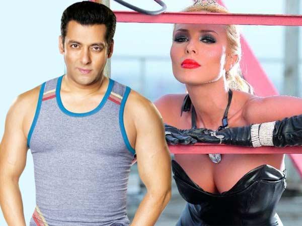 Salman Khan Helps Girlfriend Iulia Vantur Home Mumbai