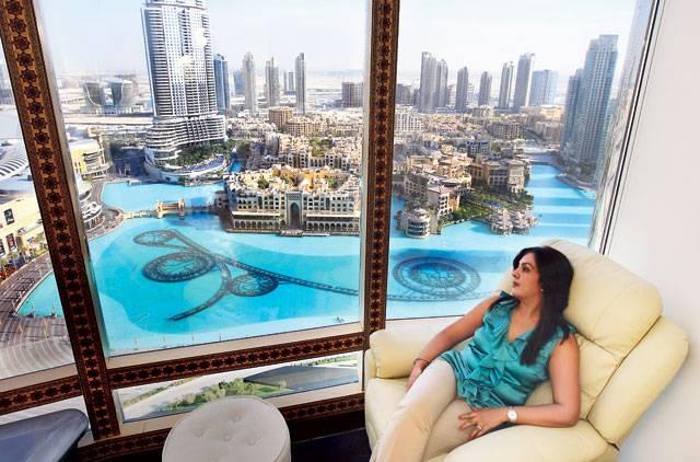 Address Of Royal Facilities Burj Khalifa Apartments