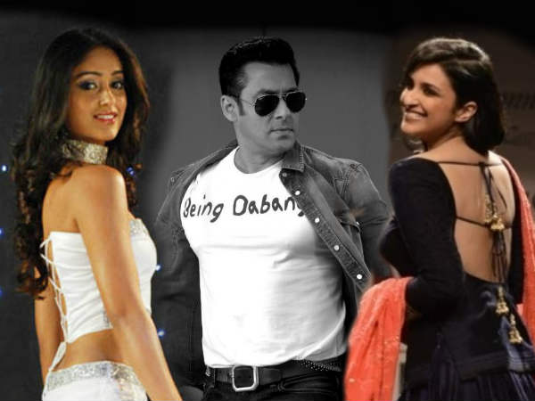 Parineeti Chopra Or Ileana Who Will Romance With Salman