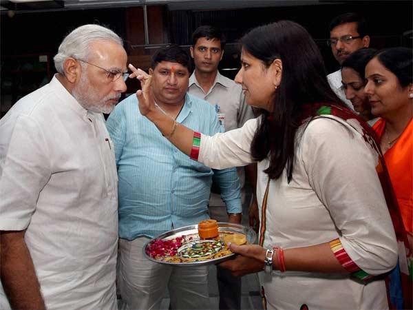 Modi Will Address Bjp Worker Bihar From Gandhinagar