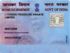 It Dept May Make Birth Proof Mandatory For Pan Card