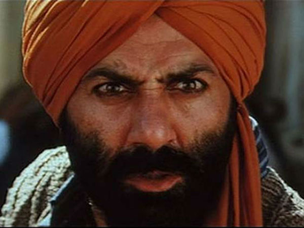 Sunny Deol Shoot Action Sequence Sstg