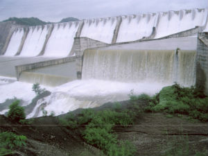 Narmada Dam Water Level Reached To 118 Meters