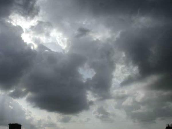 Inch Rain In Khambhat And Mandvi