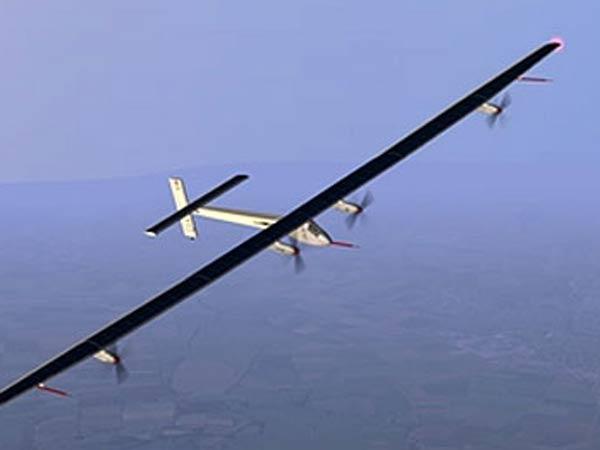 Flying Solar Impulse Across America