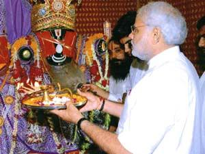 Modi Blogs At Start 136th Jagannath Yatra