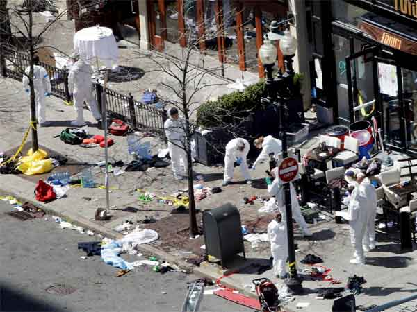 Boston Blasts Suspect Pleads Not Guilty