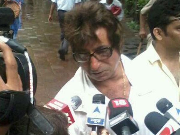Legendary Bollywood Actor Pran Cremated Mumbai