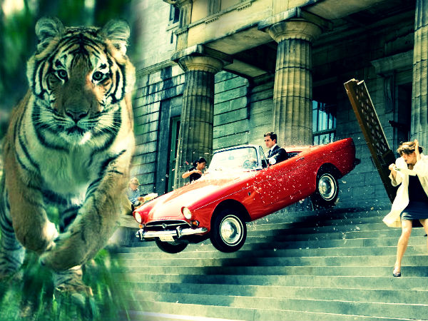 Iconic Animal Names Used Car Makers
