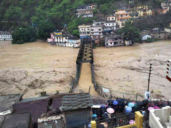 Weather Forecast Heavy Rains Predicted In Uttarakhand