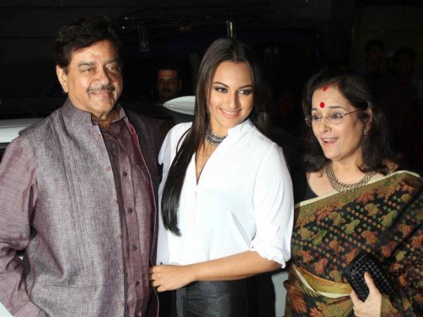 Shatrughan Wants Acting Tips From Sonakshi